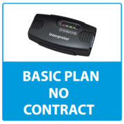 Basic monthly subscription with no contract<br/> (ELD Interpreter $299.99)